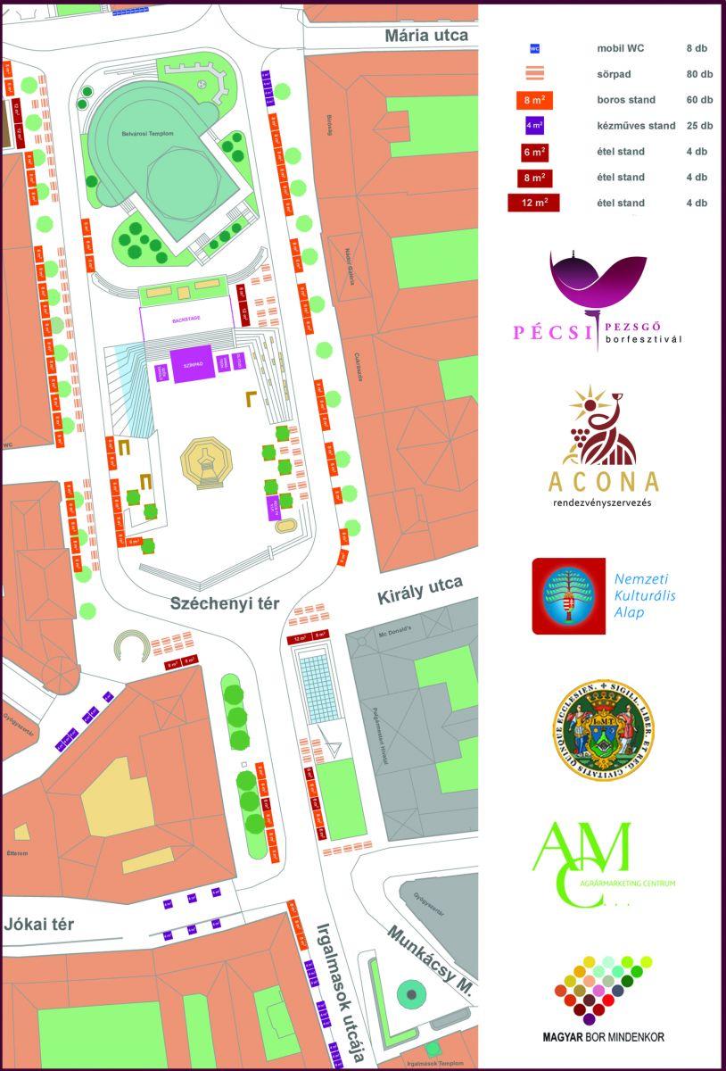 Pecsi Pezsgo Borfesztival 2012 Pecs Programok Jegyarak